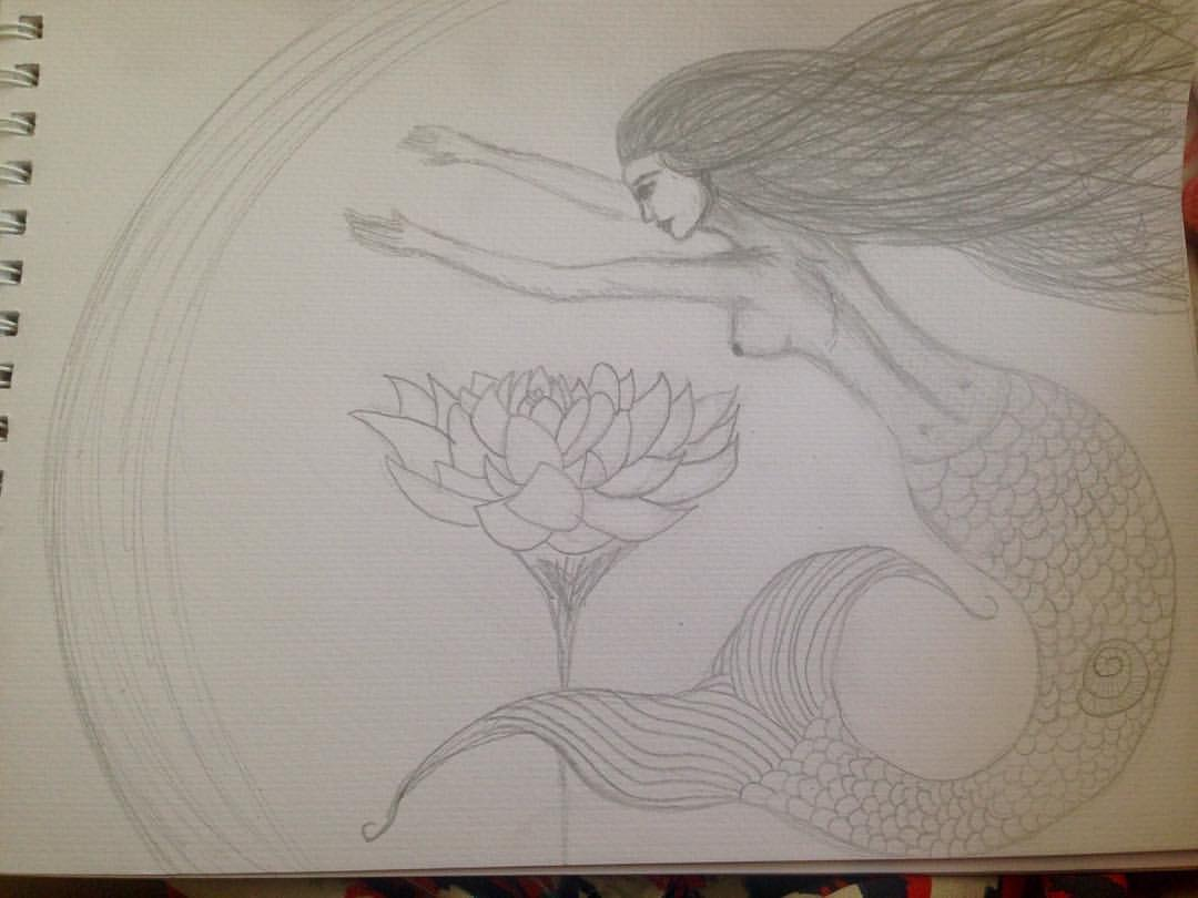 Lotus Mermaid