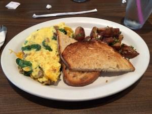 Post 5K Breakfast