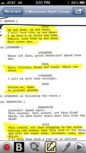 Script Breakdown
