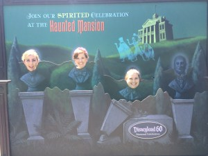 Haunted Mansion Heads