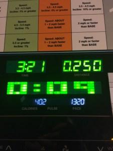 1:4 Mile