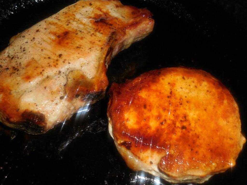 Bone In and Boneless Pork Chop