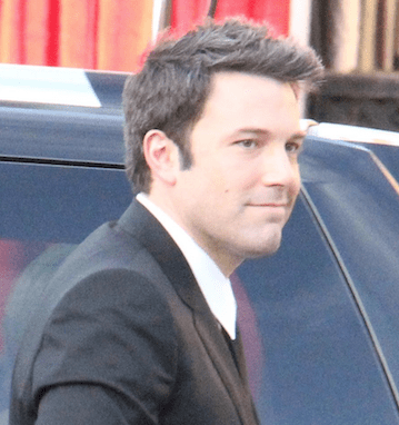 Ben Affleck, PBS and Scandal