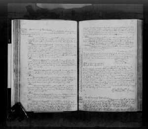 Will of Thomas Warden