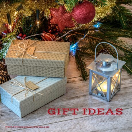 Give the Gift of Genealogy