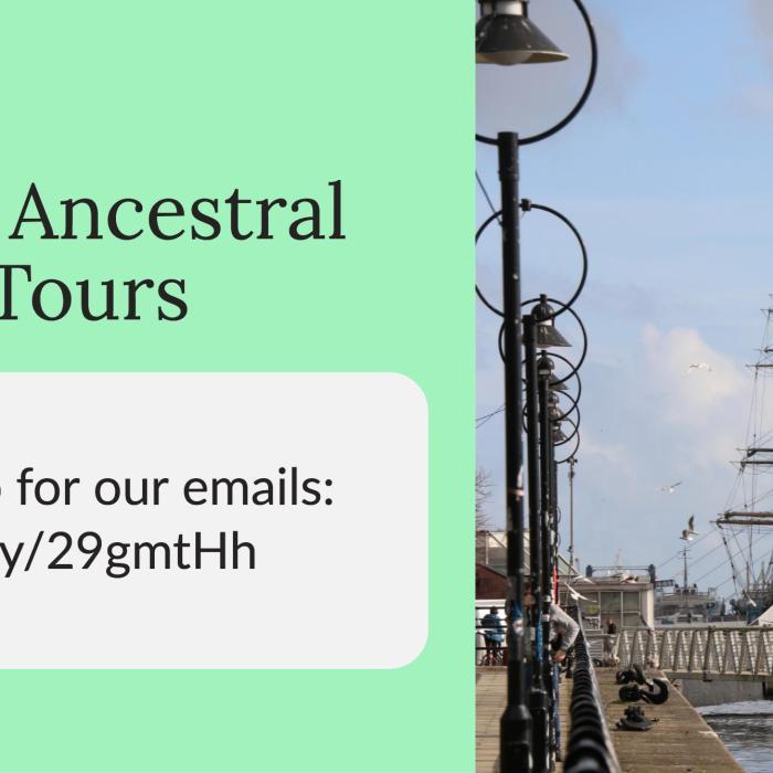 Introducing Irish Ancestral Tours