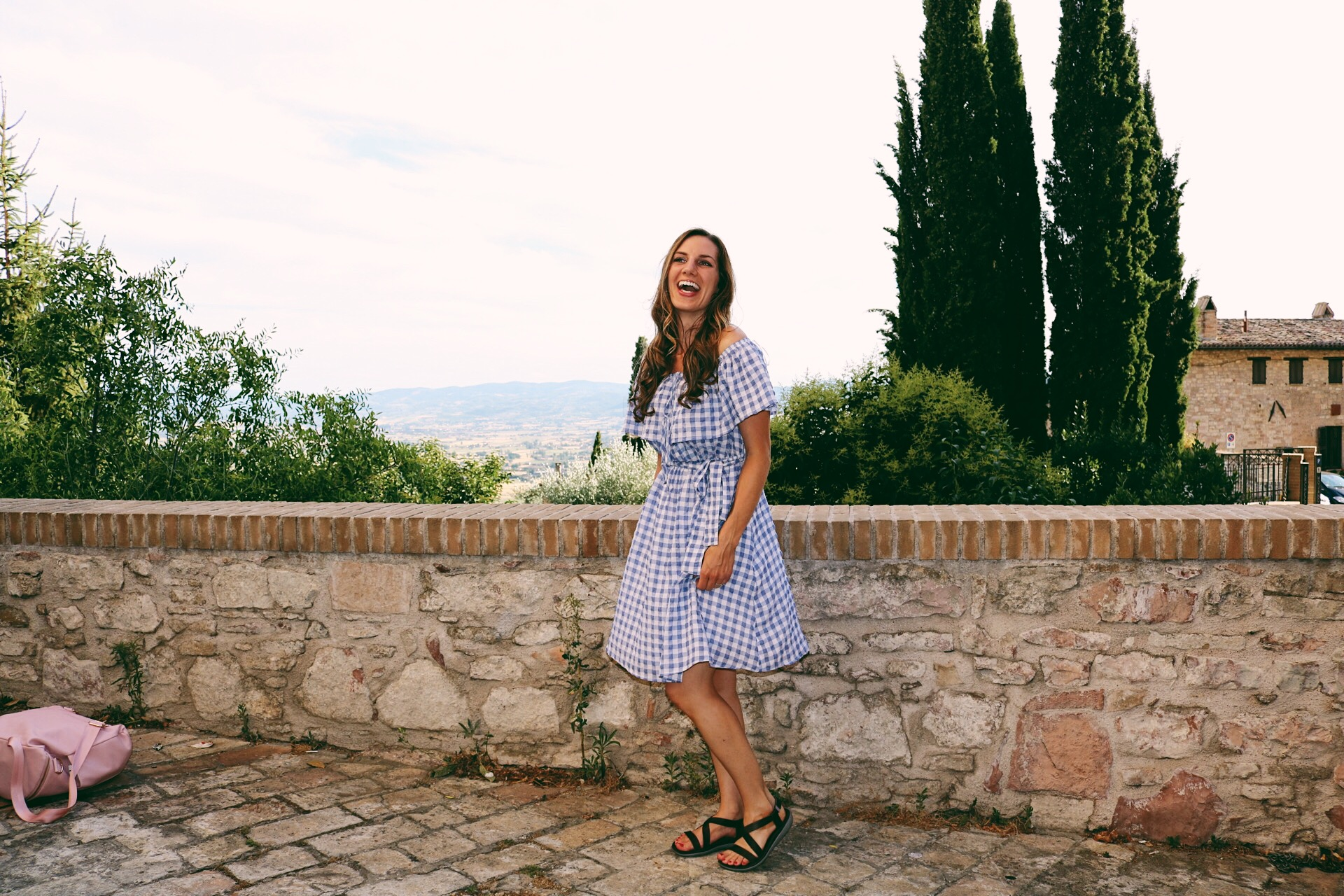 Joyful In Assisi