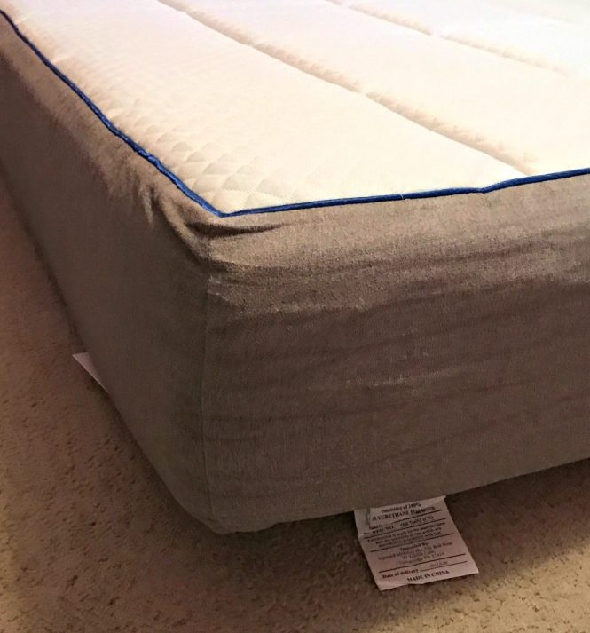 I Tried The Mattress Out For A Few Nights And Could Tell Difference Compared To Other Memory Foam Mattresses That Have Slept On