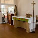 Casa San Carlo chapel