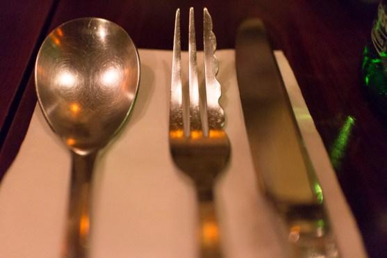 Interesting fork.