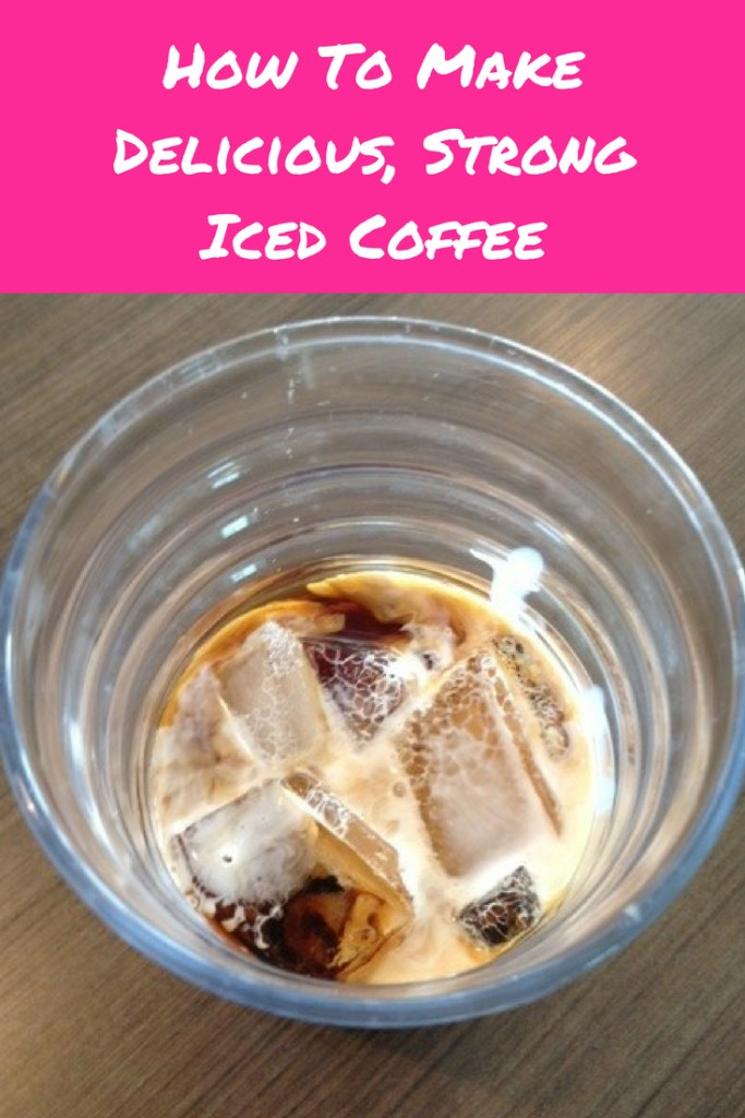 Great cold brew coffee recipe | How to make delicious, strong iced coffee using the Pioneer Woman's recipe #icedcoffee #coldbrew #recipe