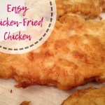 Down-home main dish (Easy Chicken-Fried Chicken)
