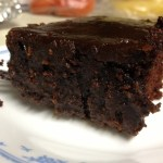 Easy, Awesome Chocolate Cake