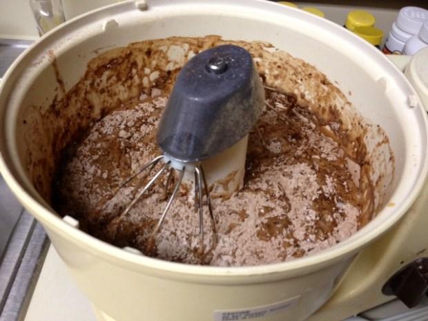 black magic cake wet ingredients