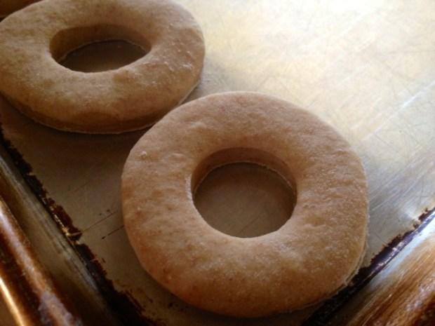 mom donuts cutout