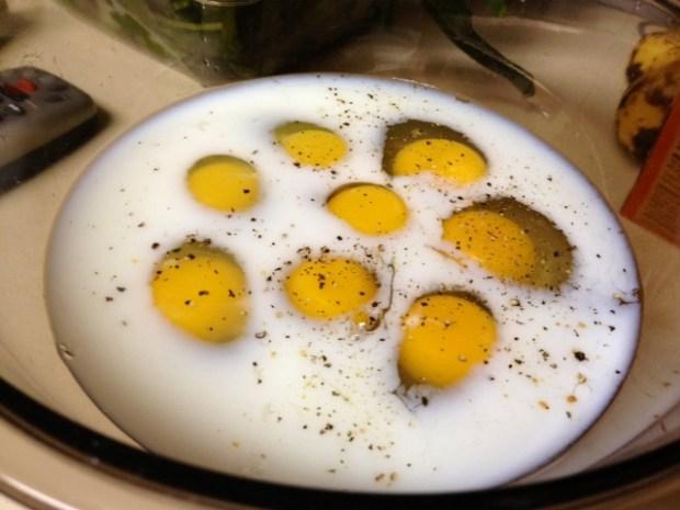 sweet potato frittata eggs