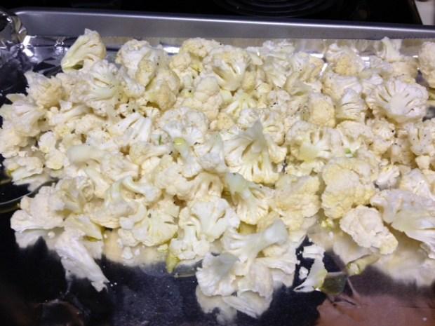 cauliflower aged cheddar soup cauliflower florets