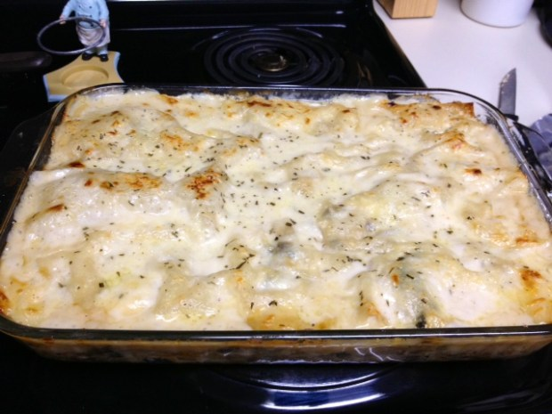 rosemary chicken lasagna finished3