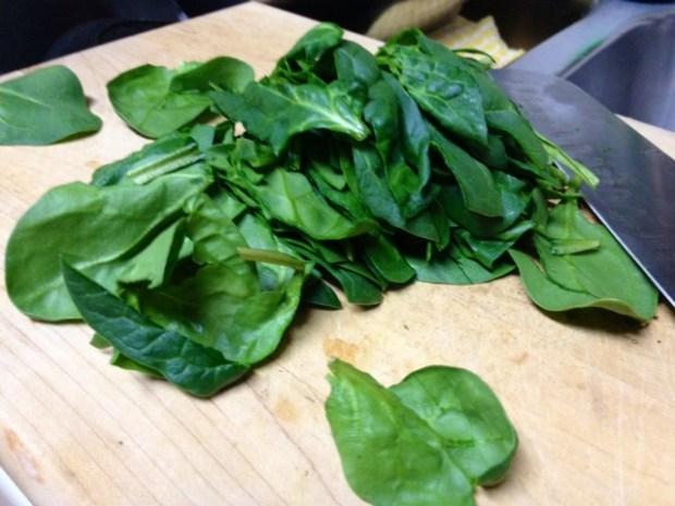 rosemary chicken lasagna spinach