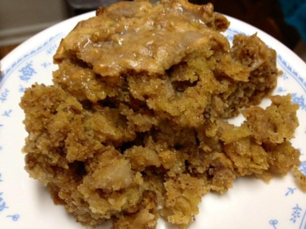 honey apple cake finished3