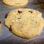 Healthy Peanut Butter Oatmeal Chocolate Chip Cookies