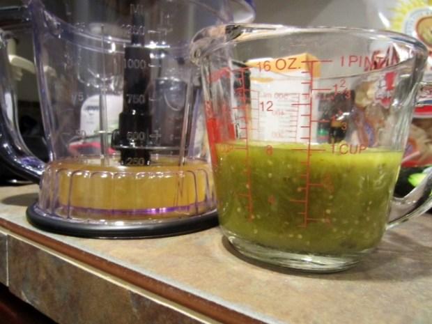 chicken avocado enchiladas salsa verde