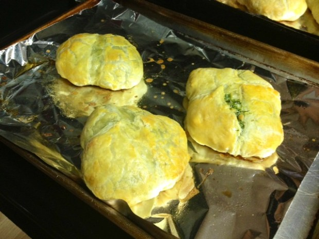 chicken florentine pastry finished2