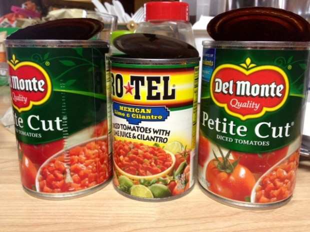 salsa tomato cans