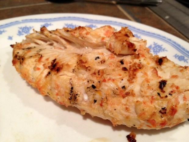 chicken barley corn salad chicken grilled2