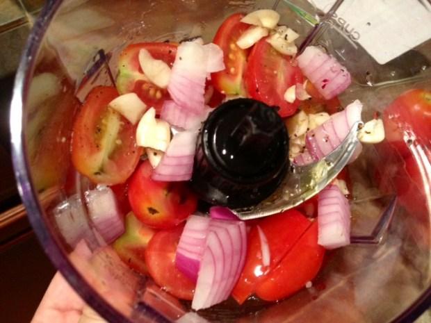 chicken barley corn salad vinaigrette ingredients