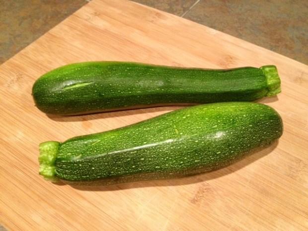 grilled zucchini with lemon salt zucchini