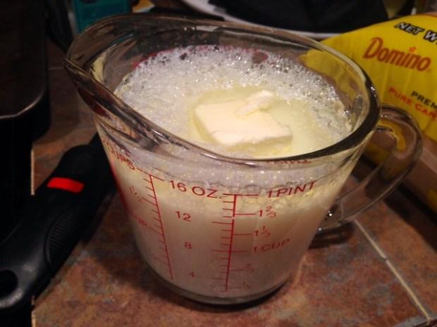 november cakes wet ingredients