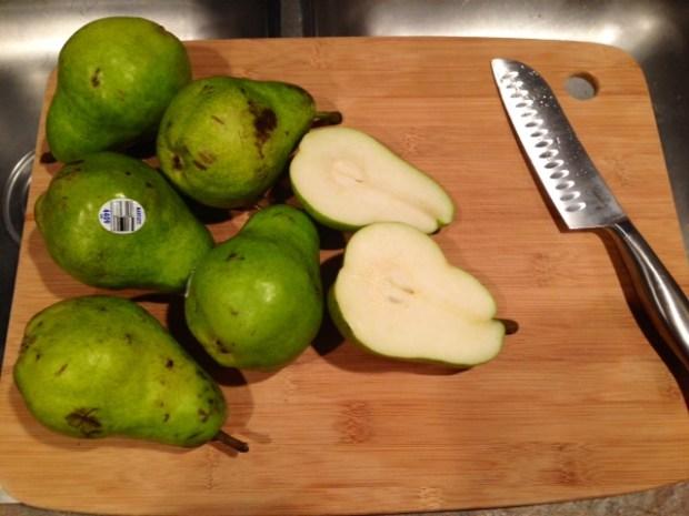 Pear Honey Jam with Bartlett Pears