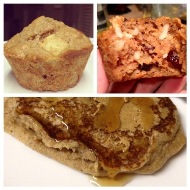 healthy breakfast breads