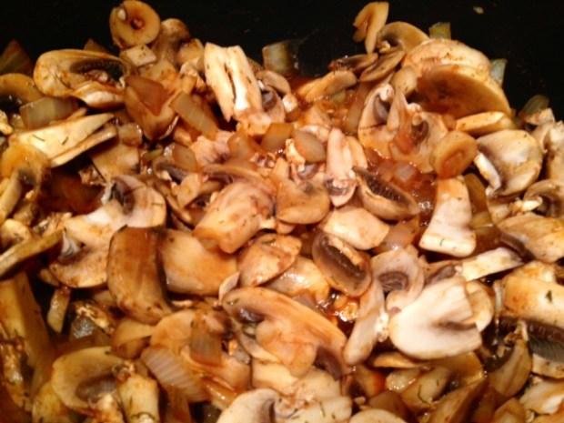 hungarian mushroom soup mushrooms cooking