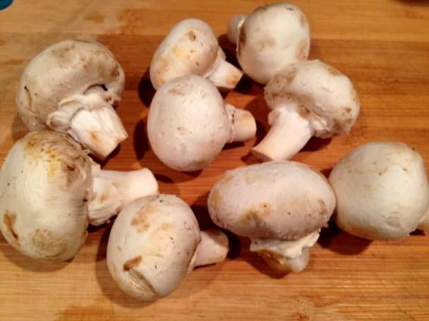 hungarian mushroom soup mushrooms