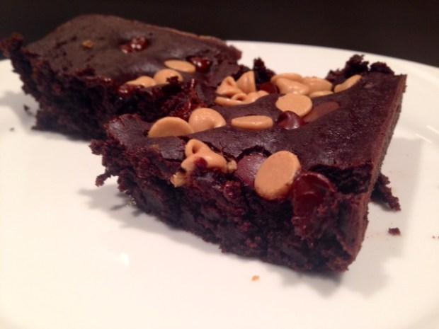 Perfect Black Bean Brownie