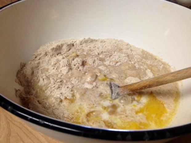 soft unleavened sandwich bread ingredients