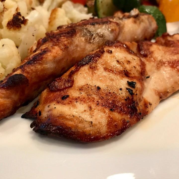 Dynamite Grilled Chicken