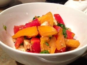 Heirloom Tomato & Mozzarella Salad