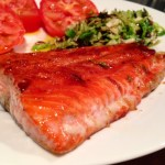 Pan-Caramelized Salmon