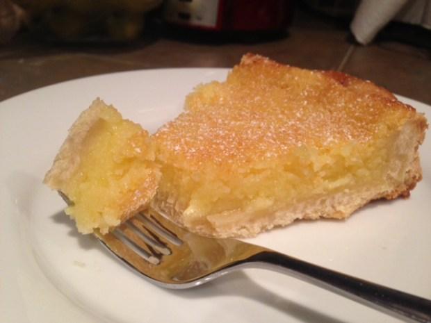 Whole Lemon Tart from Smitten Kitchen