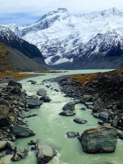 hooker valley river