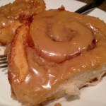 Pioneer Woman's Cinnamon Rolls with Maple Frosting