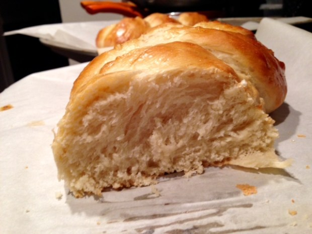 Easy, Awesome Challah Bread cut2
