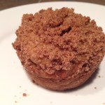 Whole-Grain Apple Cinnamon Streusel Muffins