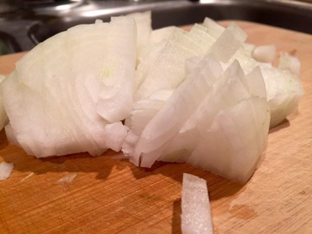 sausage & grit breakfast casserole onion