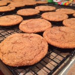 Updated Recipe Re-Post:  Best Soft Molasses Cookies Ever