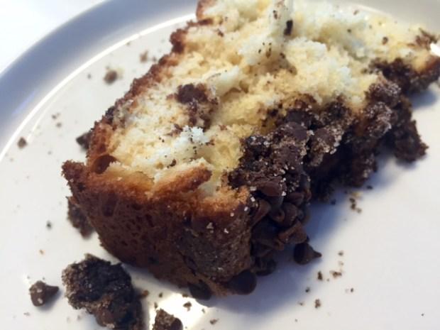 Espresso Chocolate Coffee Cake slice
