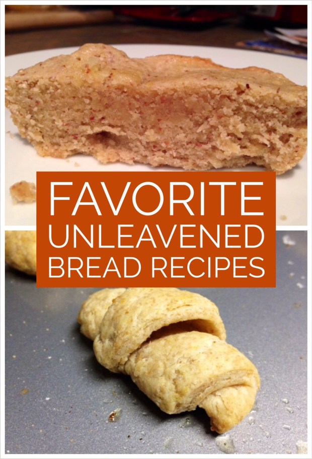 Some of the best unleavened bread recipes for Passover